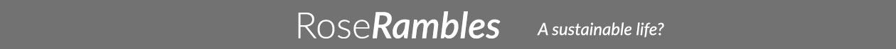 Rose Rambles